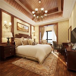 佛山家庭卧室装修效果图,细细品味不一样的装修风采