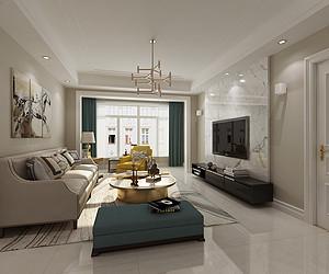 佛山装饰设计—高端家装设计效果图任你欣赏,找出家的气息