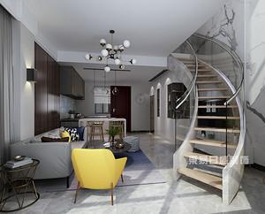 家装现代简约风格特点详解;别以为简单的都叫简约!