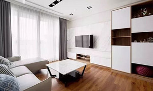 客厅设计方案,看完之后想重装