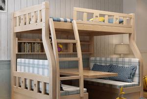 """""""二胎开放""""装修儿童房提前做好准备 高低床如何选择?"""