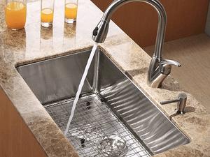 厨房水槽有哪些安装方式?厨房水槽安装方式解析