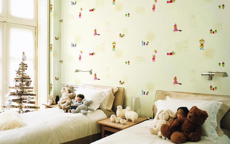应对儿童房污染五大妙招 以环保为准!