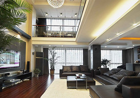 武汉新房装修小户型跃层如何装修?