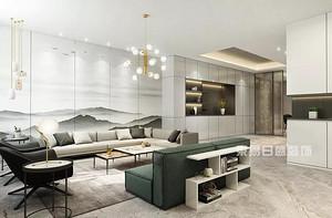 佛山装修设计,现代简约式的家,原来也可以这么美!