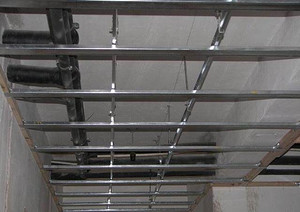 新房装修为什么大家都选用东易日盛的轻钢龙骨吊顶