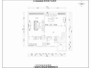 保利海德-简欧-360平方米户型解析