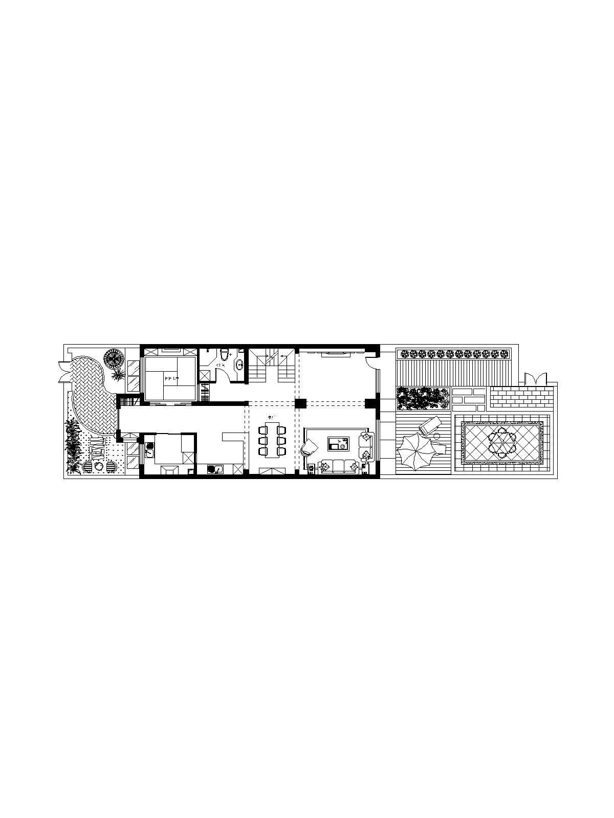 金地铂悦300㎡新古典风格效果图装修设计理念