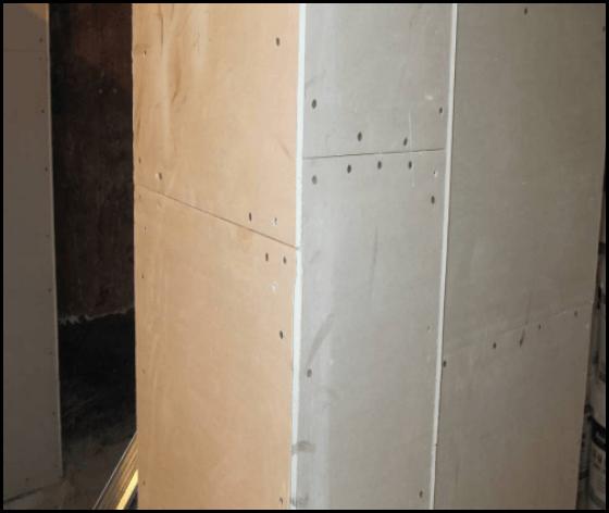 东易日盛装修的隔墙系统工程