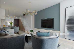 客厅装修石膏线电视墙造型有哪些呢