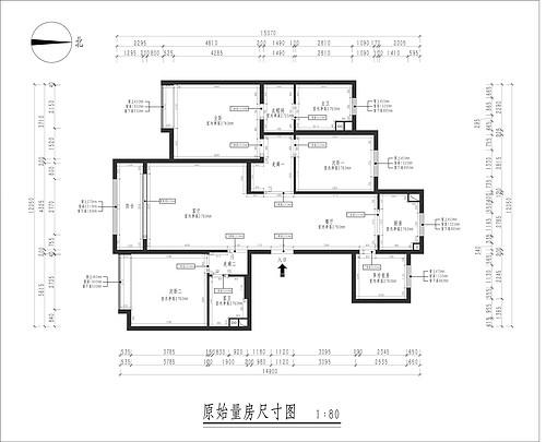 华远铭悦-119平米-现代简约装修设计理念