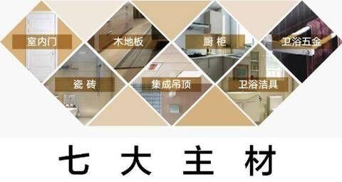 重庆装修房子需要看什么之主辅材篇