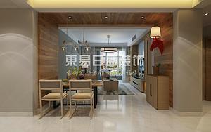 现代简约风格餐厅设计的四大特点