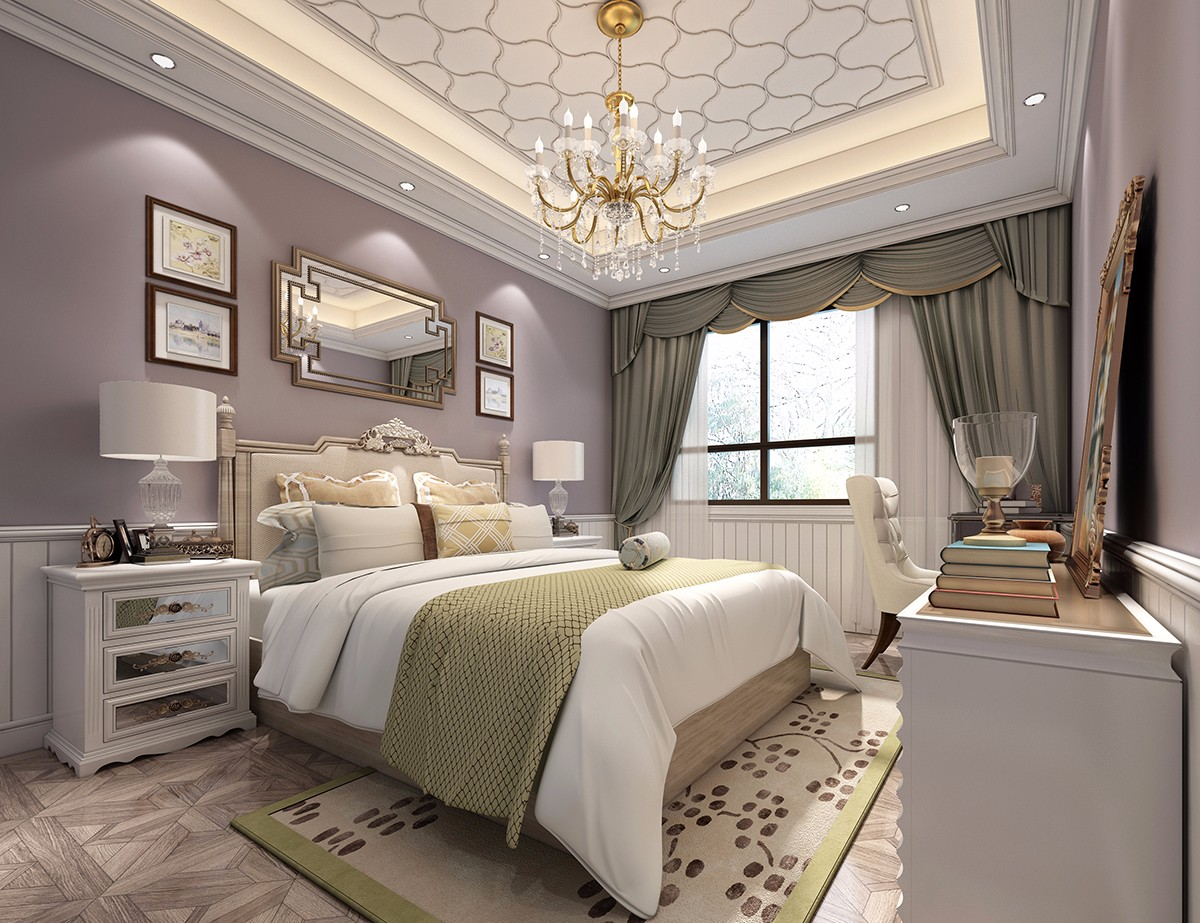 女生对于自己房间的装修设计效果都是非常关心的,很多女生想要一种