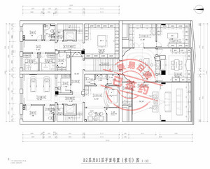 中海九号公馆-法式650㎡-户型解析