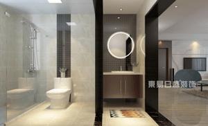 卫生间装修4技巧,打造高大上的卫生间