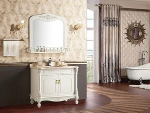 欧式浴室柜如何选购?这三个因素必须考虑