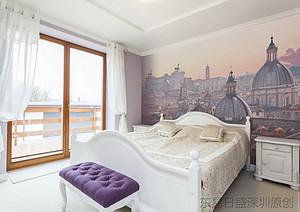 卧室壁纸怎么选?卧室壁纸怎么搭配-深圳家装公司排名