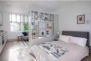 卧室隔断设计方案,卧室隔断设计效果图