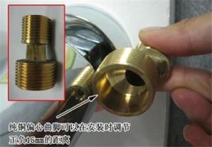 卫浴花洒软管怎么安装 安装花洒软管需注意的几个问题