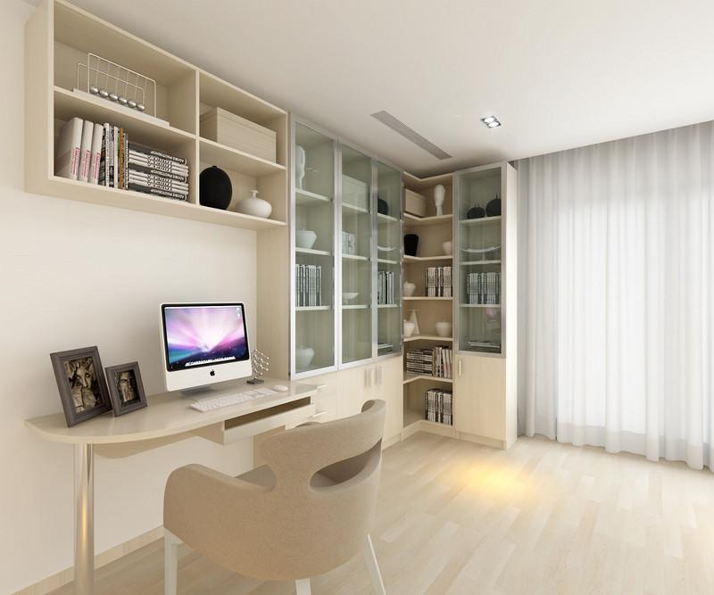 转角书柜尺寸多少比较合适 转角书柜优点