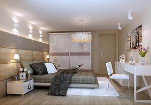 家居经典设计之卧室