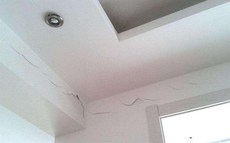 房屋裝修的墻體裂縫現象以及解決辦法