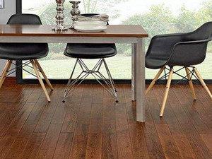实木地板保养方法