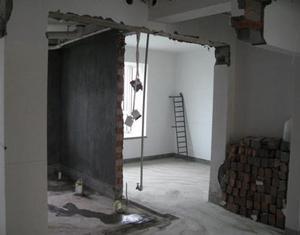 墙面主体拆改时,哪些方面要注意避开?