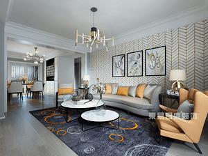 上海装修设计135平米新房装修需要多少钱?