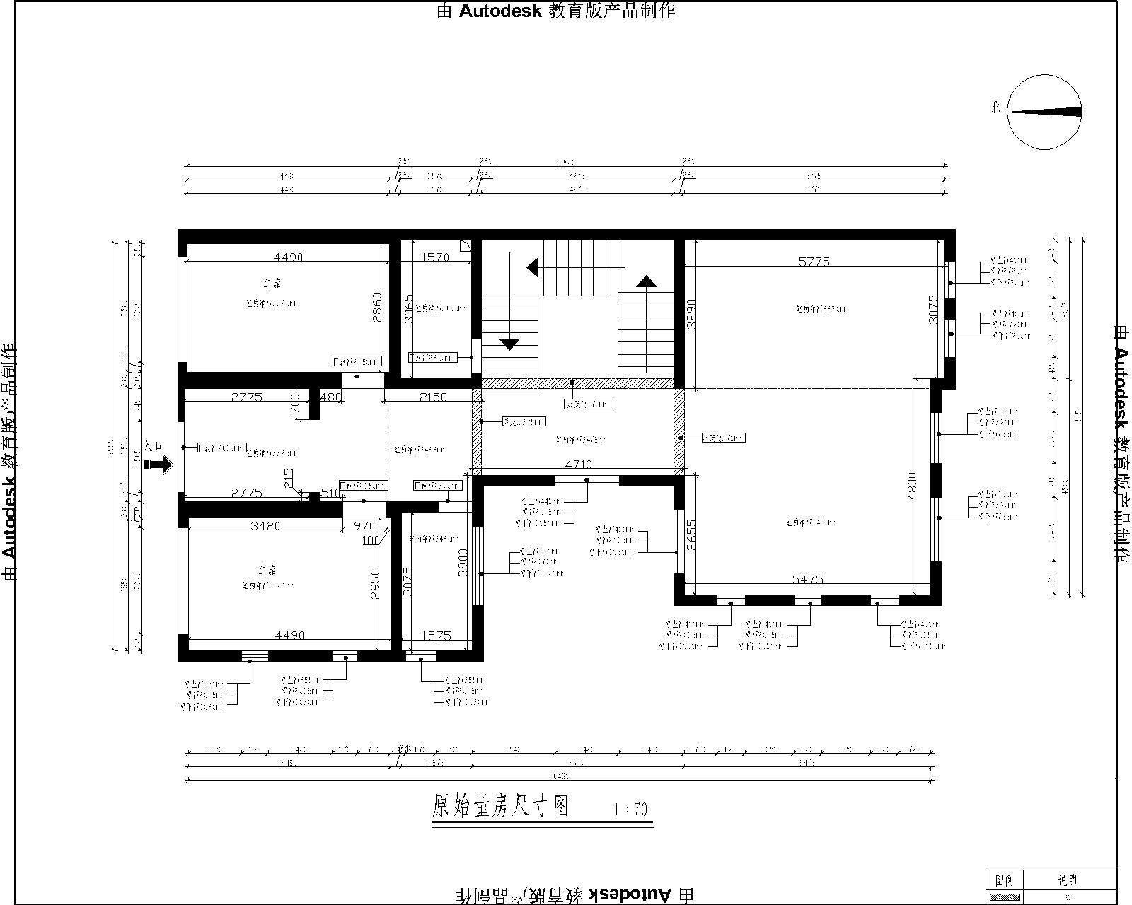 伍仟島-法式古典風格-348平米裝修設計理念