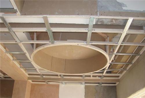 吊顶龙骨用什么材料?