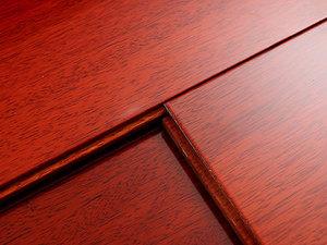 如何分辨实木地板质量的好坏