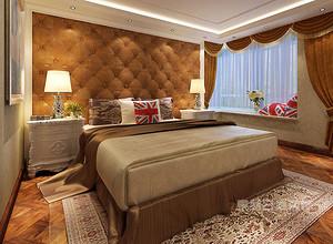 【东易日盛】 家庭卧室装修设计