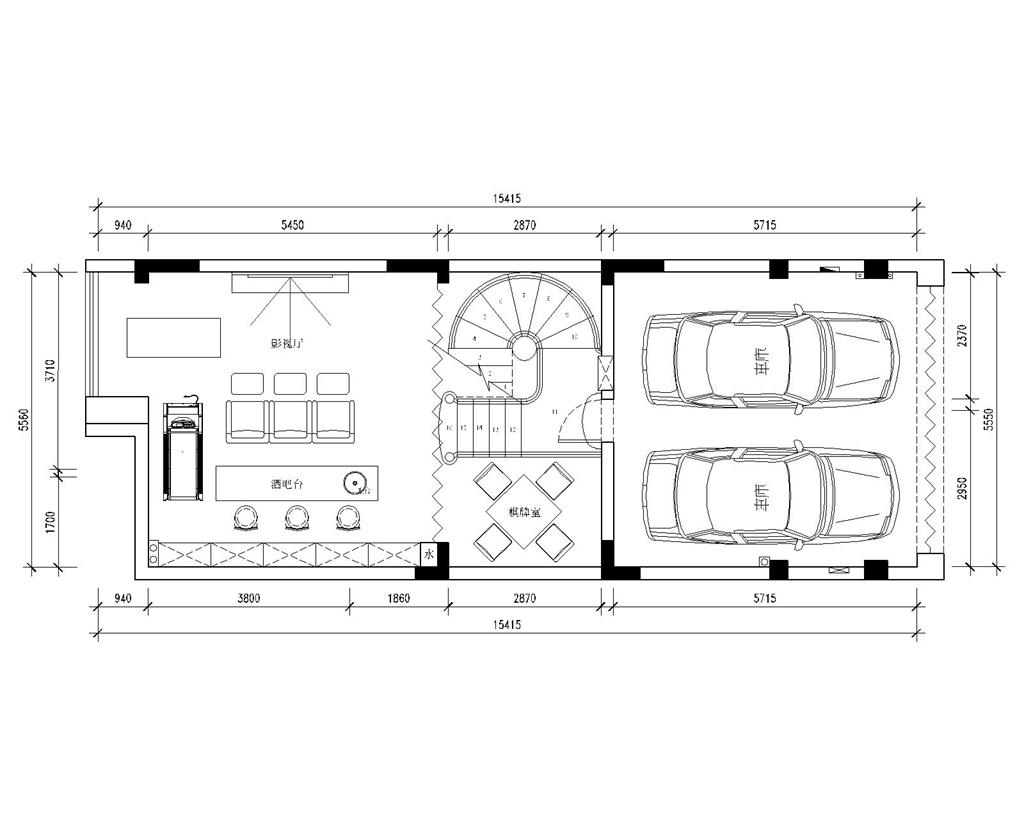 南京碧桂园 现代简约 350平米装修设计理念