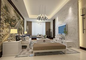 金华120平米三室一厅选择什么样的装修风格?