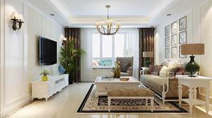 130平米新房装修设计图,打造田园式的悠闲舒畅