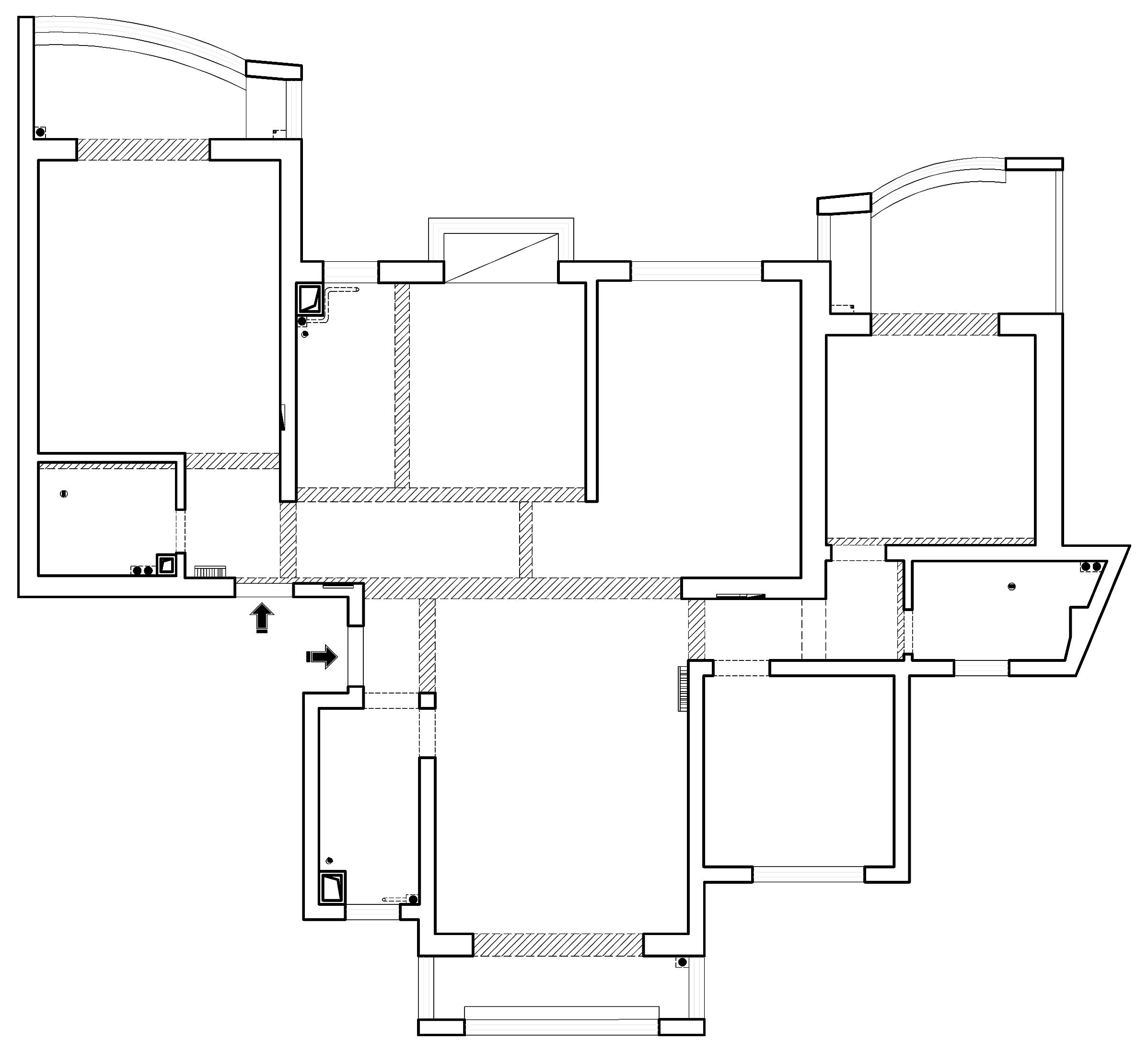 绿地世纪城新中式170平米装修效果图装修设计理念