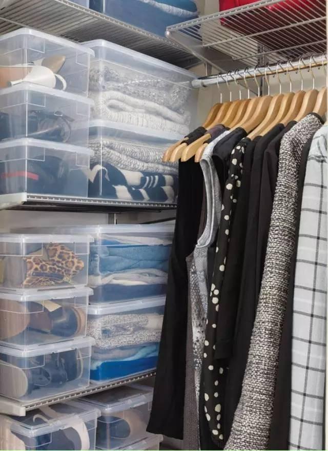 小户型衣柜设计,九种收纳极强的创意衣柜