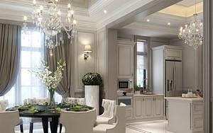 四世同堂该有的别墅装修设计效果