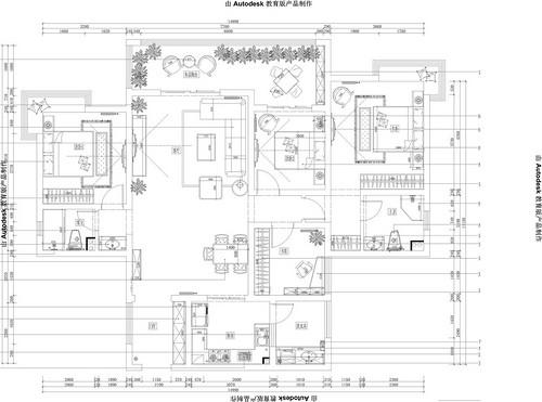 天骄华庭现代简约160平普通住宅装修设计理念