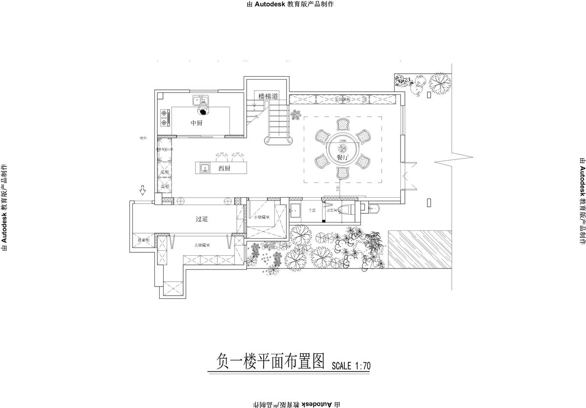 帝景天誉-298平-现代美式装修设计理念