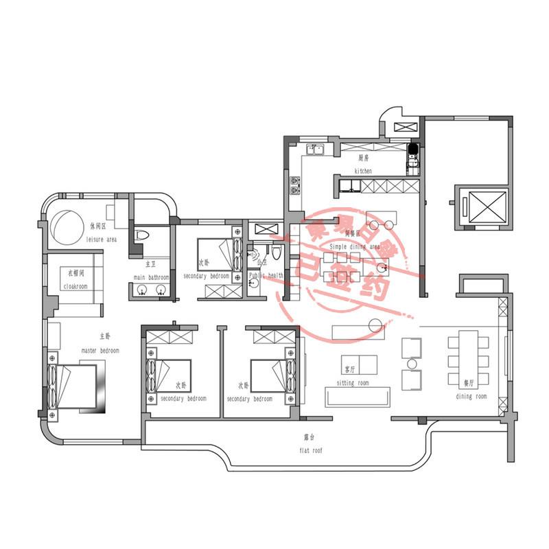 120平米的房子如何设计?前期装修要做哪些准备?
