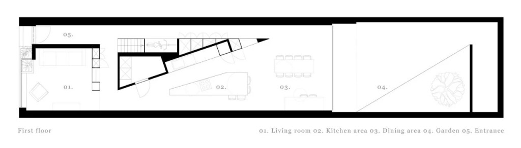 HOUSE L & W-190平米-现代简约装修设计理念