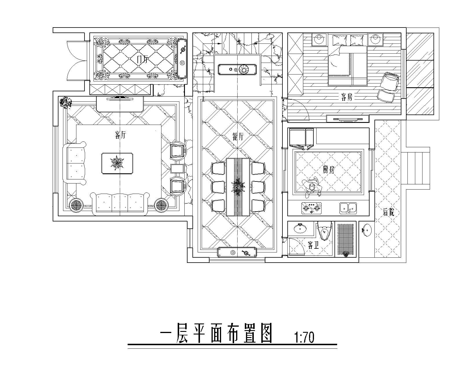 柏悦澜庭360平美式风格装修设计理念