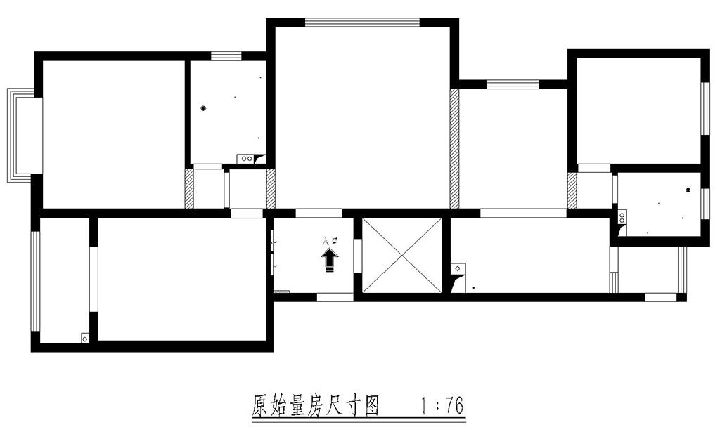 国信嘉园现代简约145平米装修效果图装修设计理念