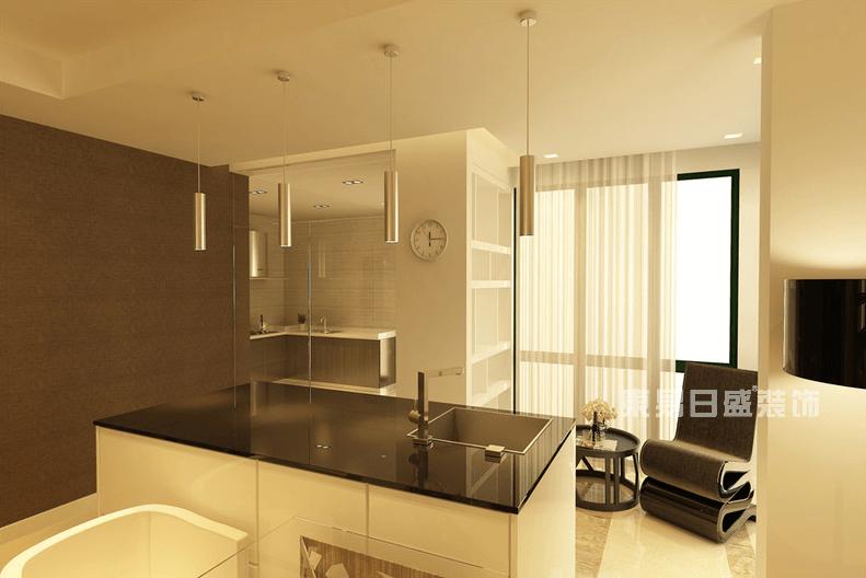 厨房装修,打造实用性现代厨房