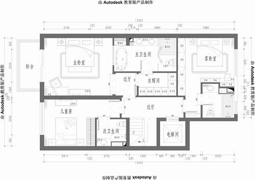 西宸元著-新中式装修风格-400平米装修设计理念