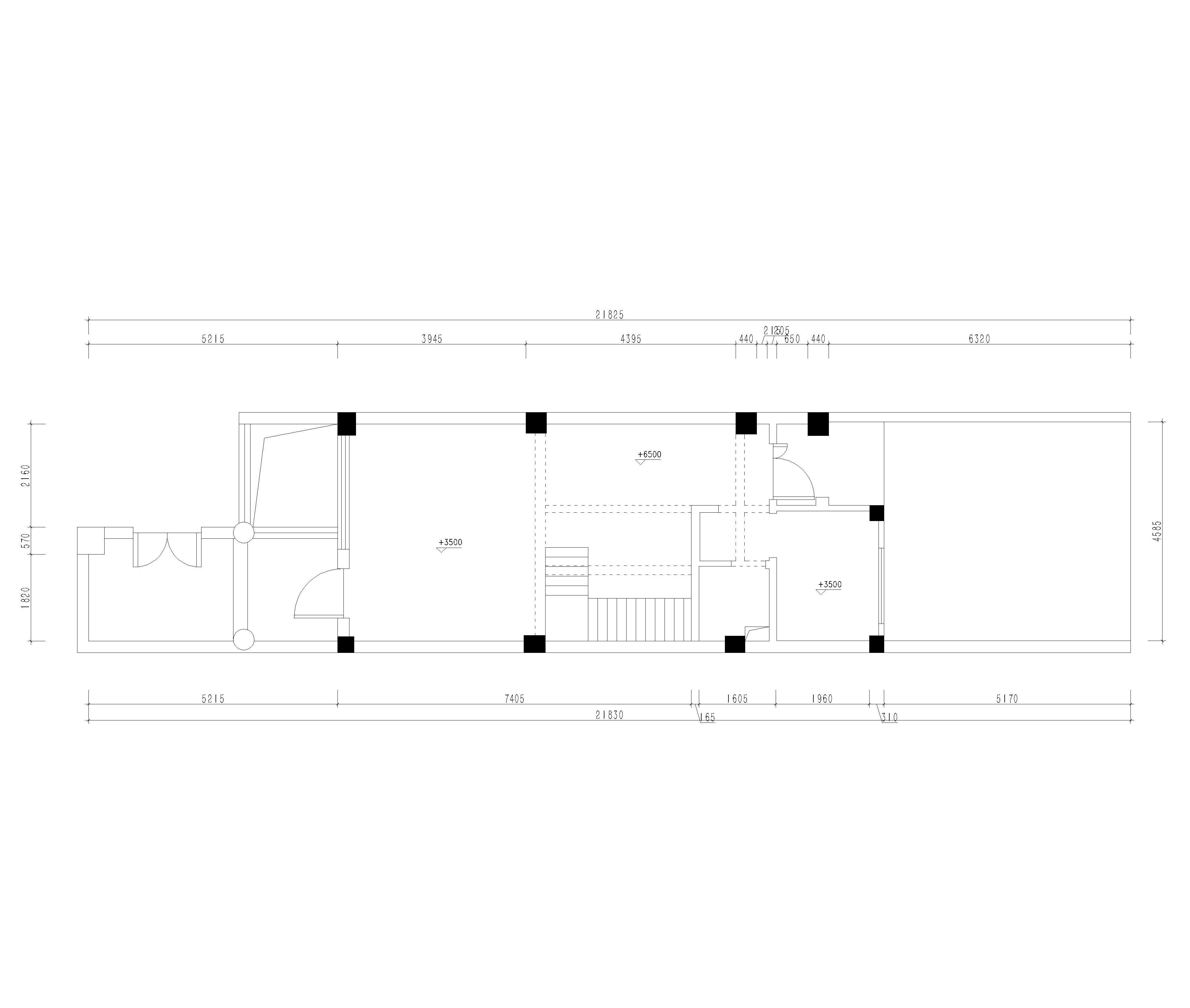 昆明万辉星城277平米小别墅工业风装修效果图装修设计理念