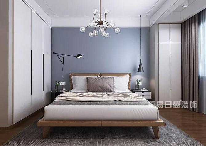 别墅卧室装修,卧室装修,重庆东易日盛